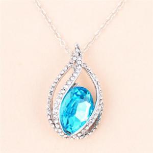 crystal-necklace-angel-tear-drop-shaped-crystal